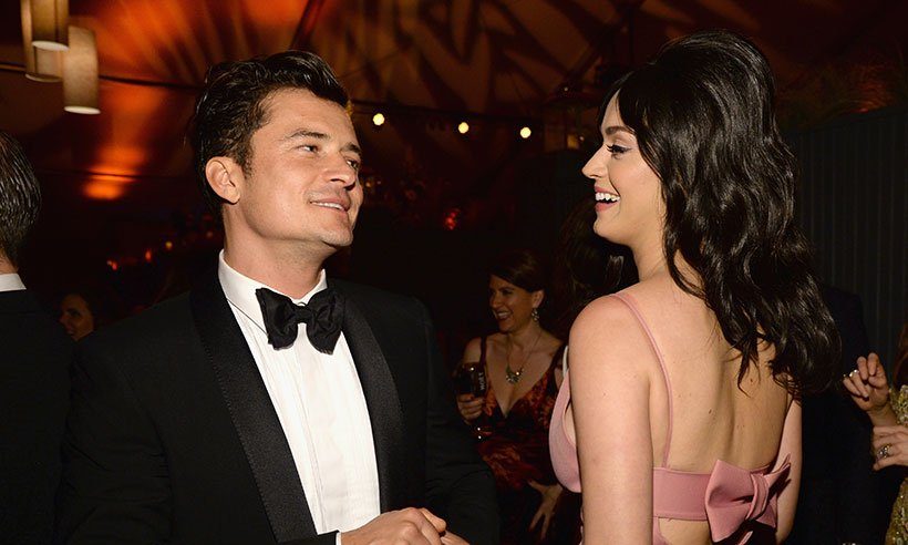 It looks like Katy Perry and Orlando Bloom have reconciled!
