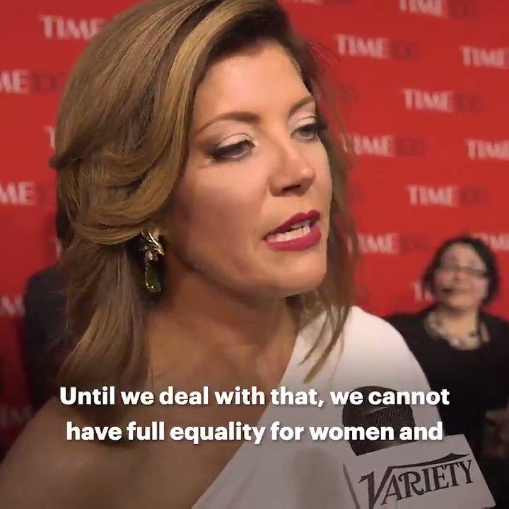.@NorahODonnell, @MiaFarrow, and more at the Time100 gala on how MeToo has made an impact