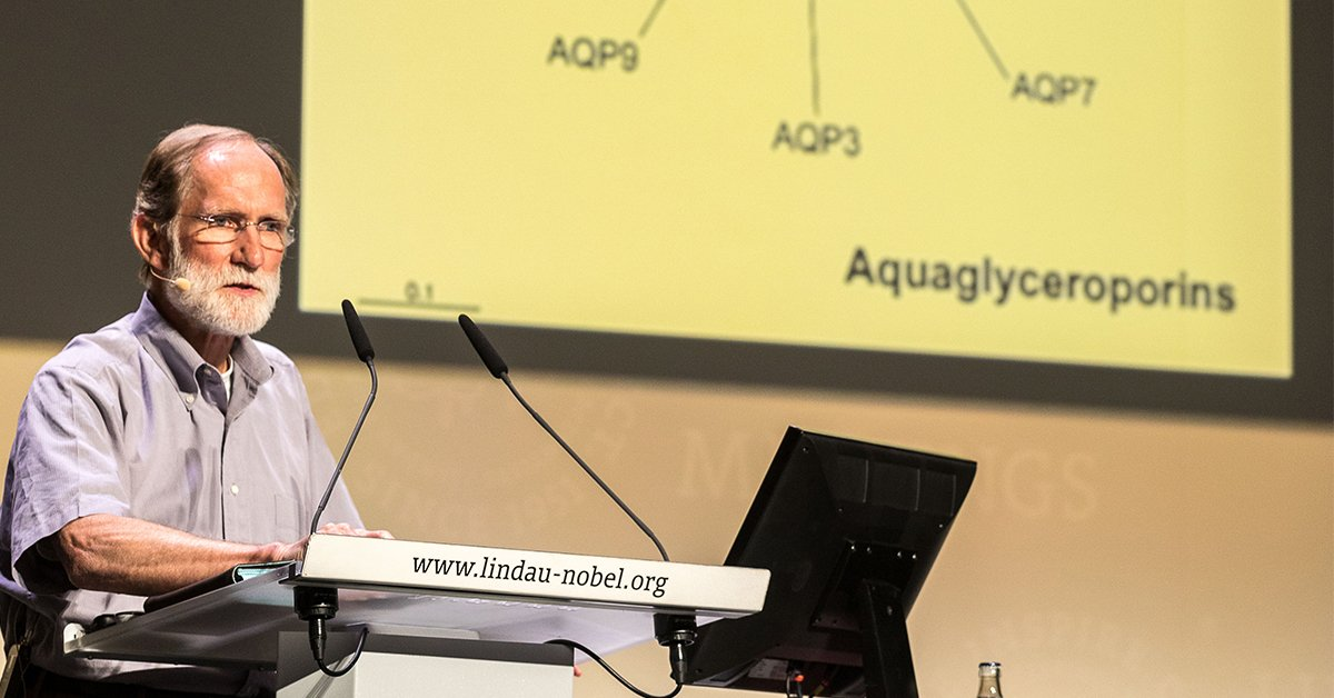 "test Twitter Media - Today is #WorldMalariaDay. At #LiNo17 #NobelLaureate and  Malaria researcher Peter Agre gave an interesting lecture on ""Aquaporin Water Channels: From Atomic Structure to Malaria"" Watch the entire lecture in our mediatheque: https://t.co/YorwZjC5In https://t.co/PCb4HUwIiB"