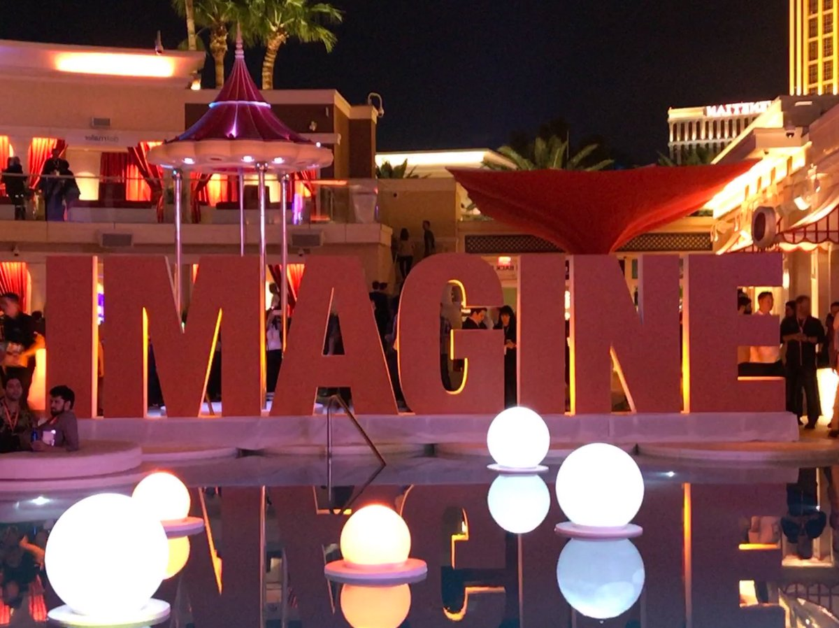 tomouse55: Now that was a party! #MagentoImagine https://t.co/sDAW5uNYBk