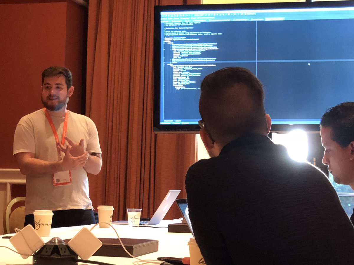 GirishProtean: Great session on magento functional testing framework @magento #MagentoImagine https://t.co/9K0yM5XfC3