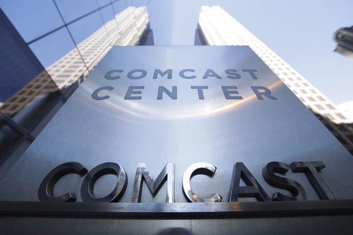 @BroadcastImagem: Comcast faz oferta de 22 bilhões de libras pela Sky, superando proposta da Fox. Matt Rourke/AP