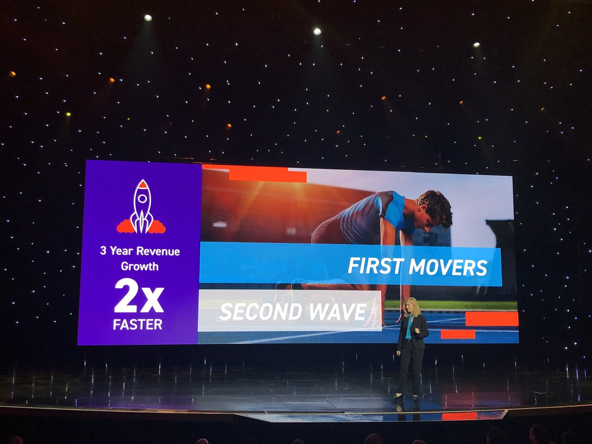 vaimoglobal: 'We are moving into a new era where first movers and fast followers take it all' @awatpa #MagentoImagine https://t.co/6kGQnkbCIB