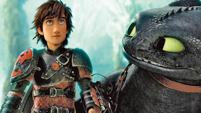 First footage revealed from 'How To Train Your Dragon 3'