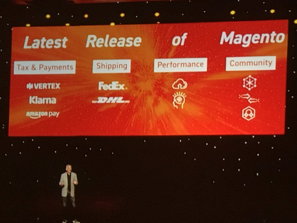 tomik99: May 2th - New Magento Release #MagentoImagine https://t.co/RMSZlsFRyH