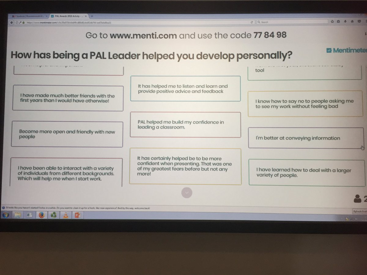 test Twitter Media - What a complement to Amy who leads the PAL Work here at BU #bupal #buproud @cel_bu https://t.co/sIXDMMBT6z
