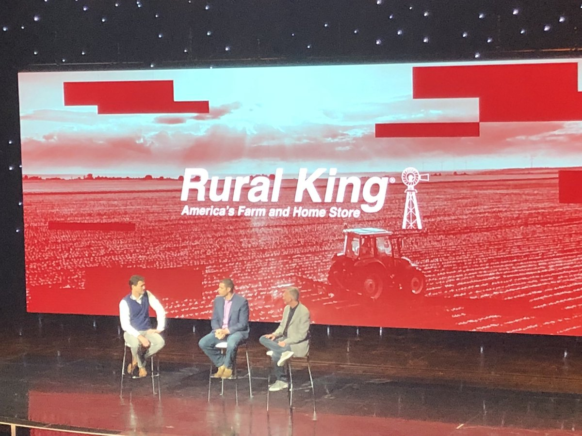 "AmandaF_Batista: Great story of experimental commerce by @ruralkingsupply! ""we are our customers!"" #MagentoImagine https://t.co/9mcOYpExvm"