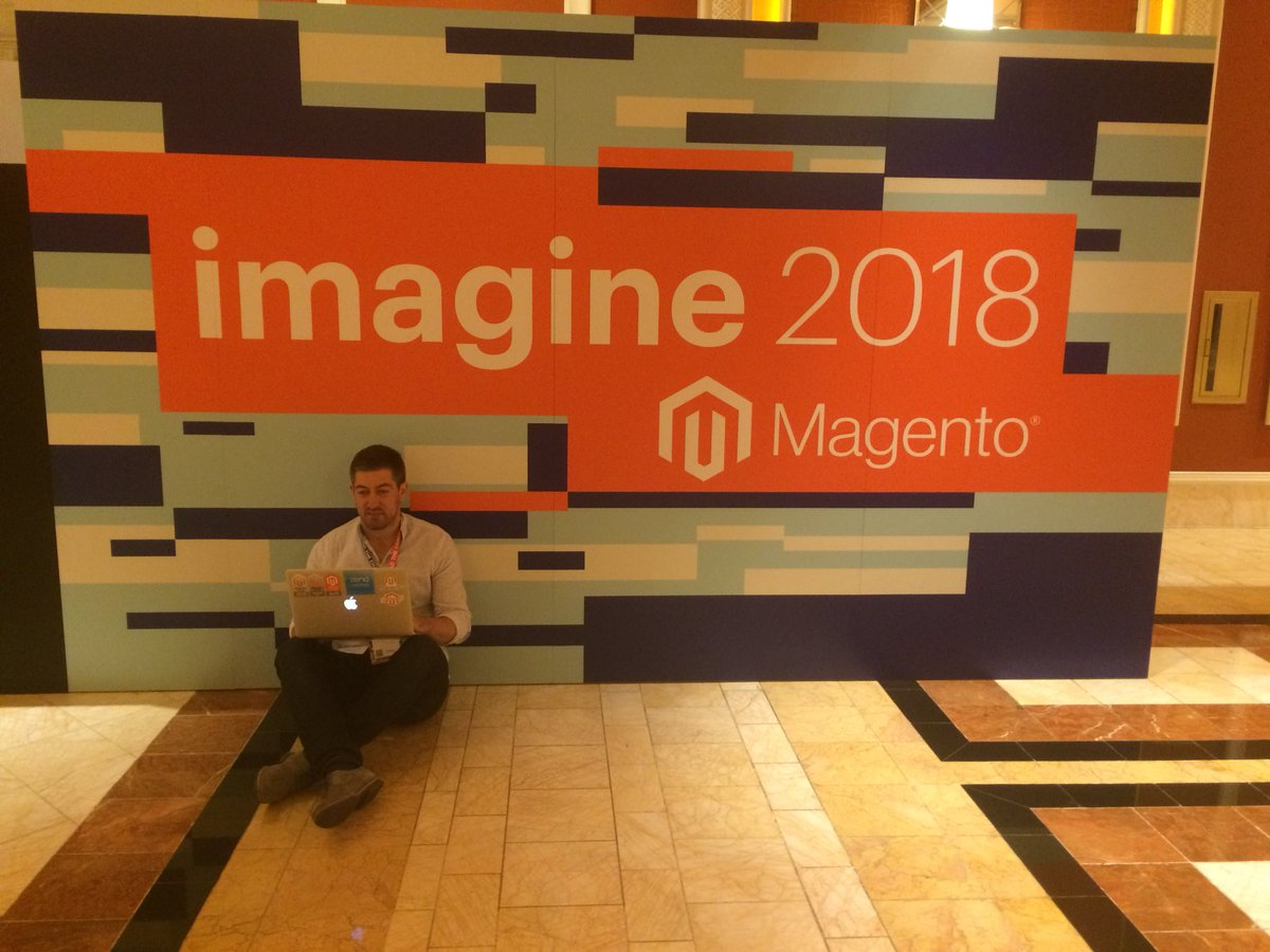 sinisan86: Cya all next year. It was my pleasure to meet and hang out with all the folks there. #MagentoImagine #Magento https://t.co/hAfftmHlu9