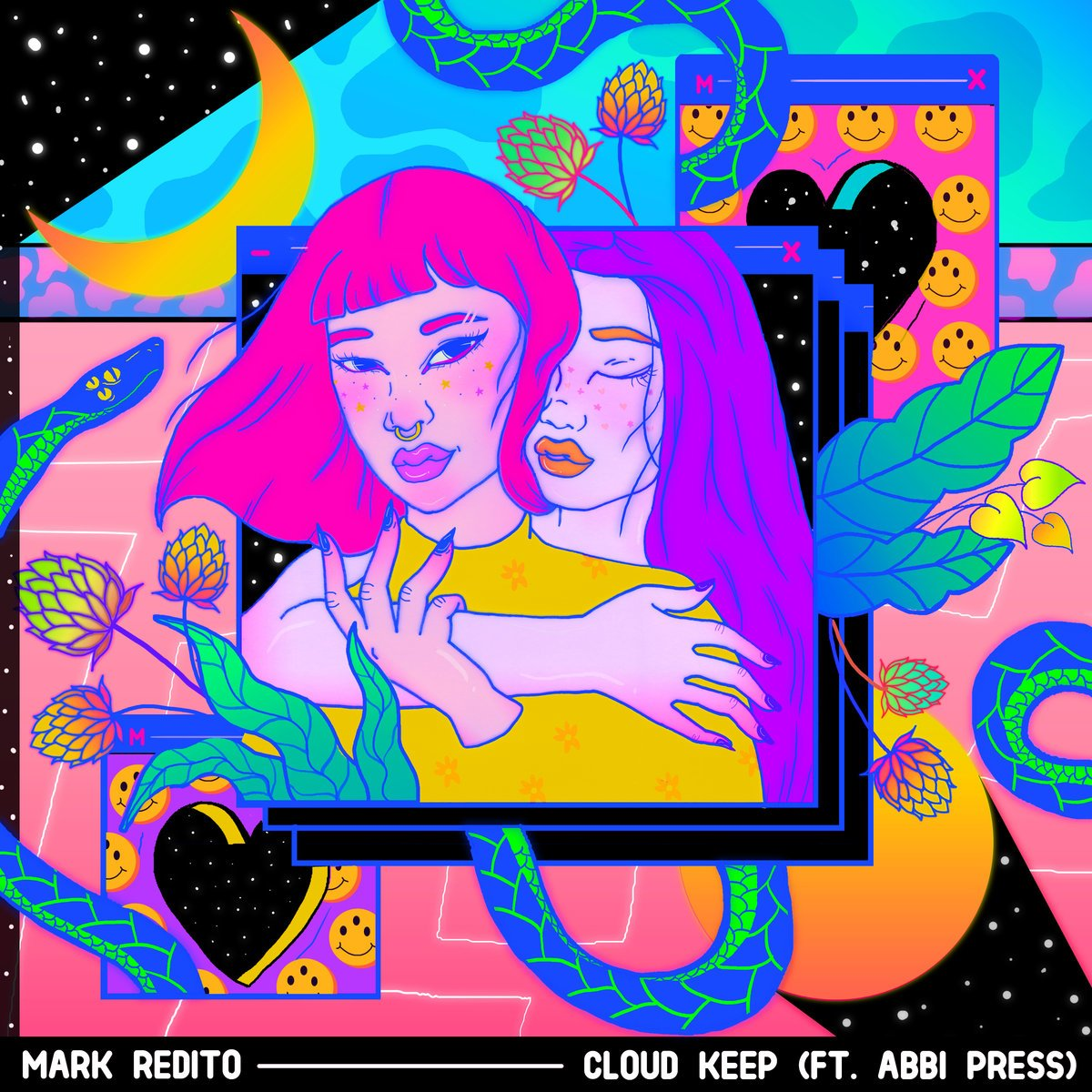 ".@markredito's ""Cloud Keep"" is timeless electro-pop- who wouldn't want that? https://t.co/3TWbG70aOw https://t.co/5tZfk38doX"