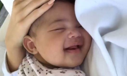 Kylie Jenner can't help but share photos of baby Stormi and honestly, we don't blame her.