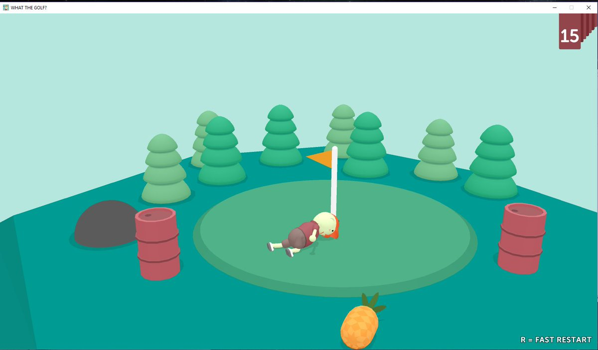 test Twitter Media - I can't wait to see speedruns of #WhatTheGolf by @tribandtweets :D https://t.co/rnxyLL5SME