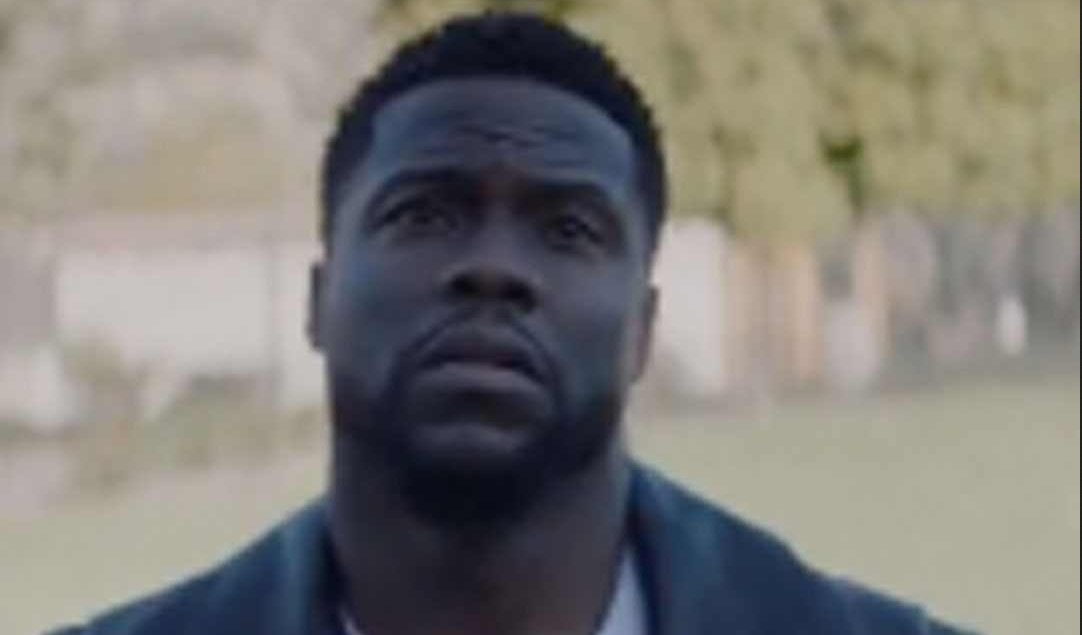Kevin Hart comes face to face with his IRL cheating scandal in J. Cole's newest music video.