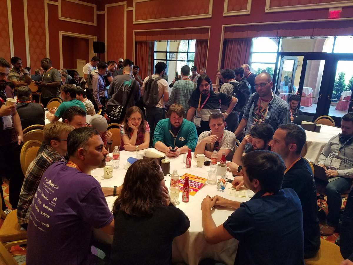 magento: The devs, exchanging. #devExchange #MagentoDevelopers #MagentoImagine https://t.co/IcU85nqNRn