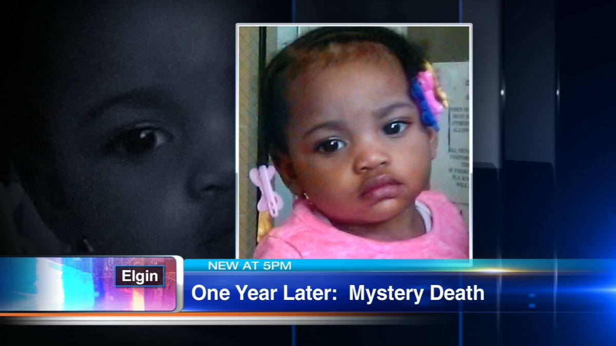 No justice for Semaj Crosby 1 year after toddler's death