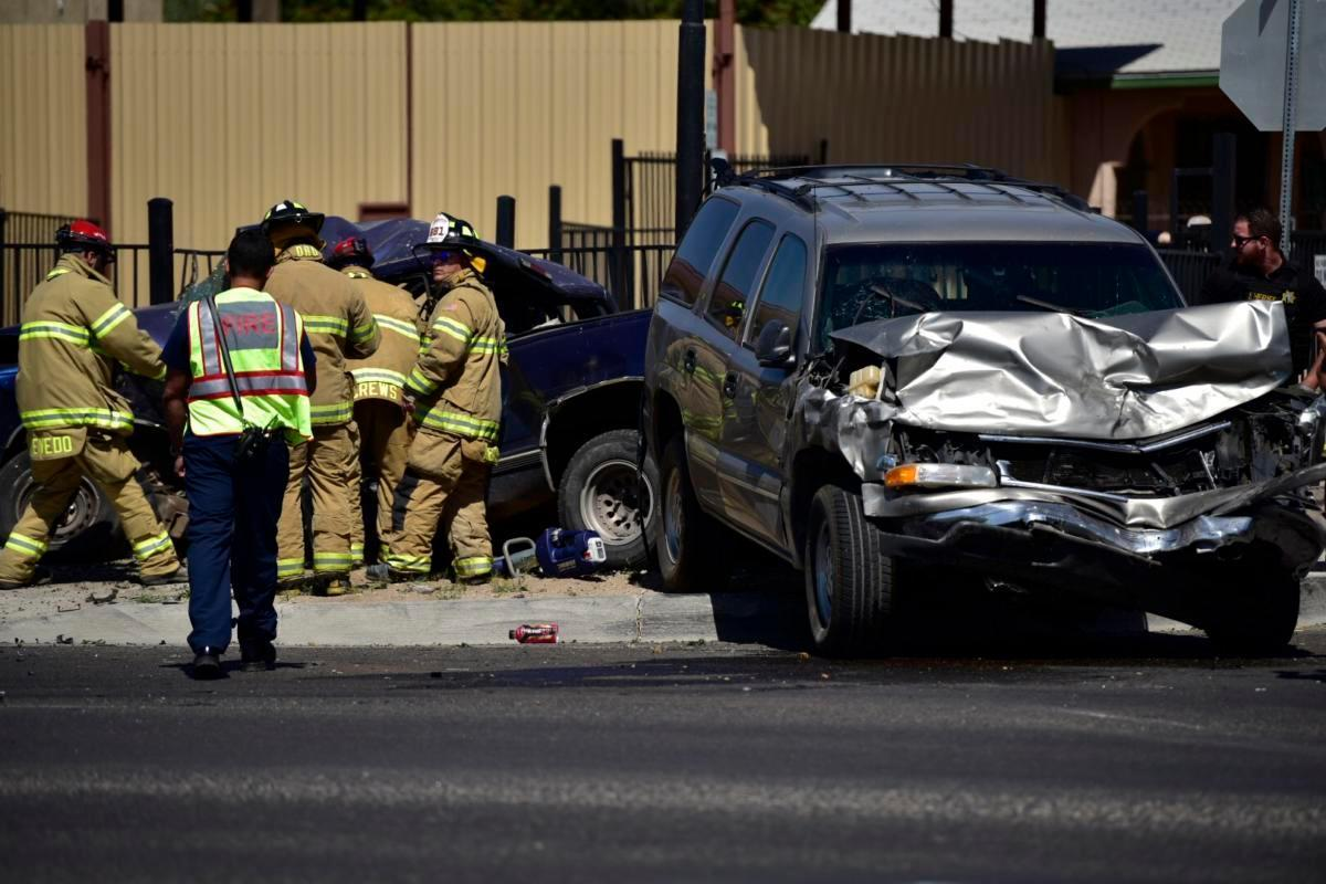 BCSO: Woman in stolen vehicle causes crash in SE Albuquerque