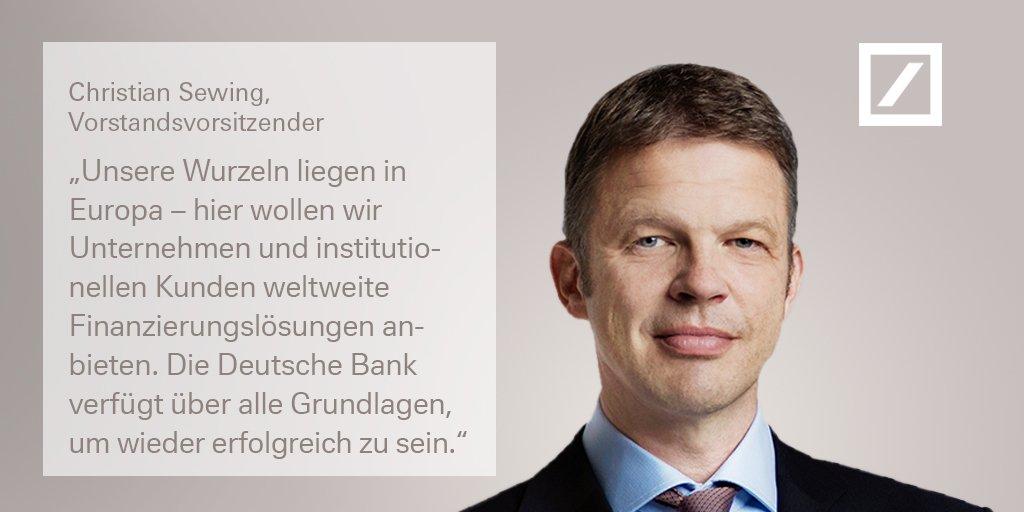 Rede von Christian Sewing anlässlich des CDU-Wirtschaftstags 2018 ...