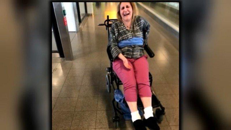 Treatment of Delta passenger in wheelchair under scrutiny