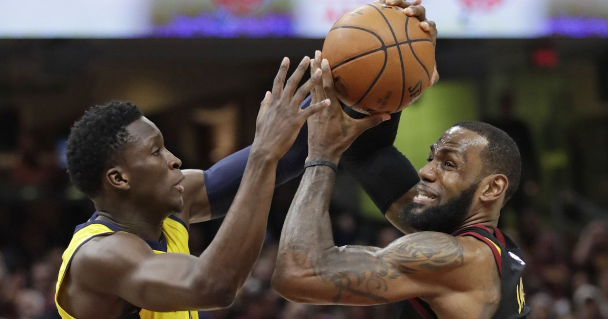 Pacers visit the Cavaliers for Game 5