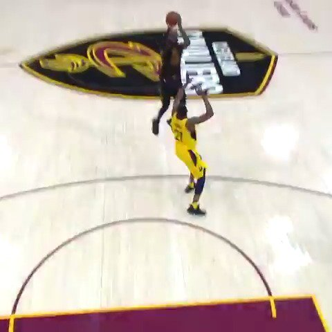 ��️ Every angle of LeBron James' game-winner in Cleveland! #WhateverItTakes #NBAPlayoffs https://t.co/WJDojj0JGB