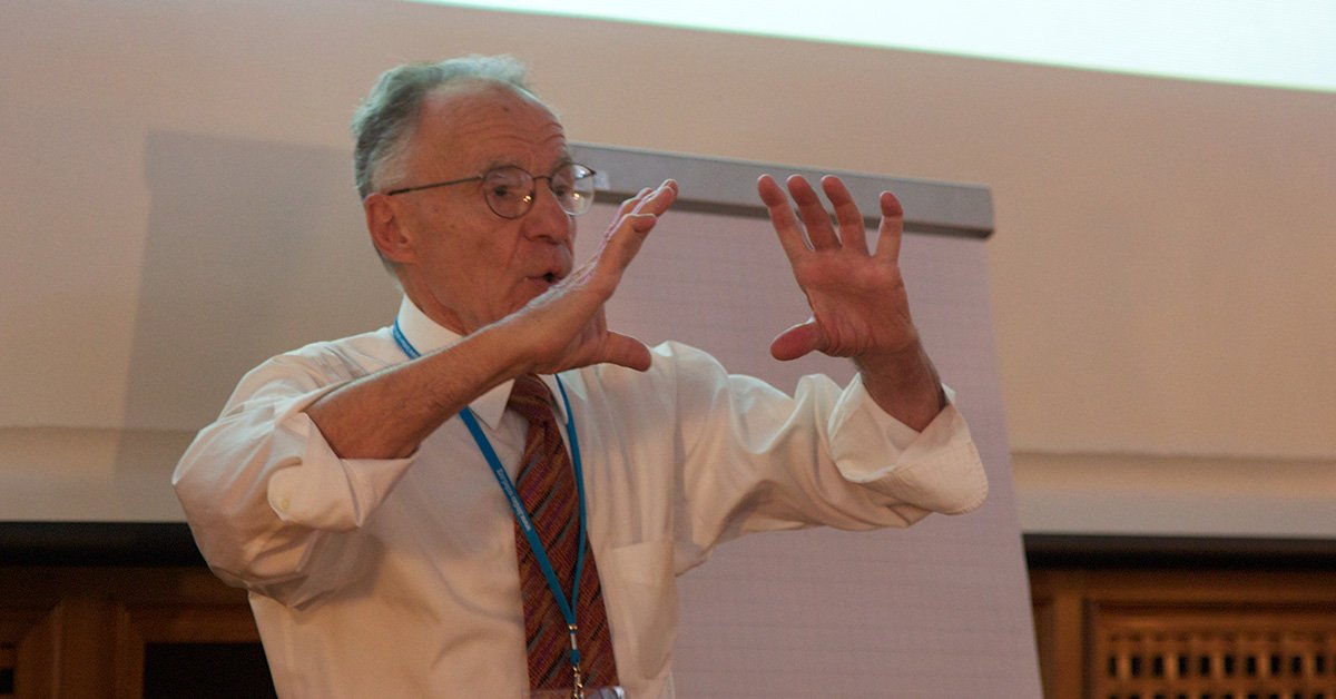 test Twitter Media - Happy birthday #NobelLaureate Arno Penzias! Prof. Arno Penzias received the 1978 @NobelPrize in #physics with Robert Wilson for their discovery of cosmic microwave background radiation. He participated in the Lindau Meetings three times between 1982 and 2010. Congratulations! https://t.co/5xKyiEelZe