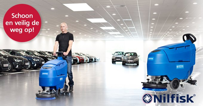 ADV; Nilfisk, de reinigingsspecialist in de Automotive https://t.co/qqg8zP9O4X https://t.co/BYVN56Aten