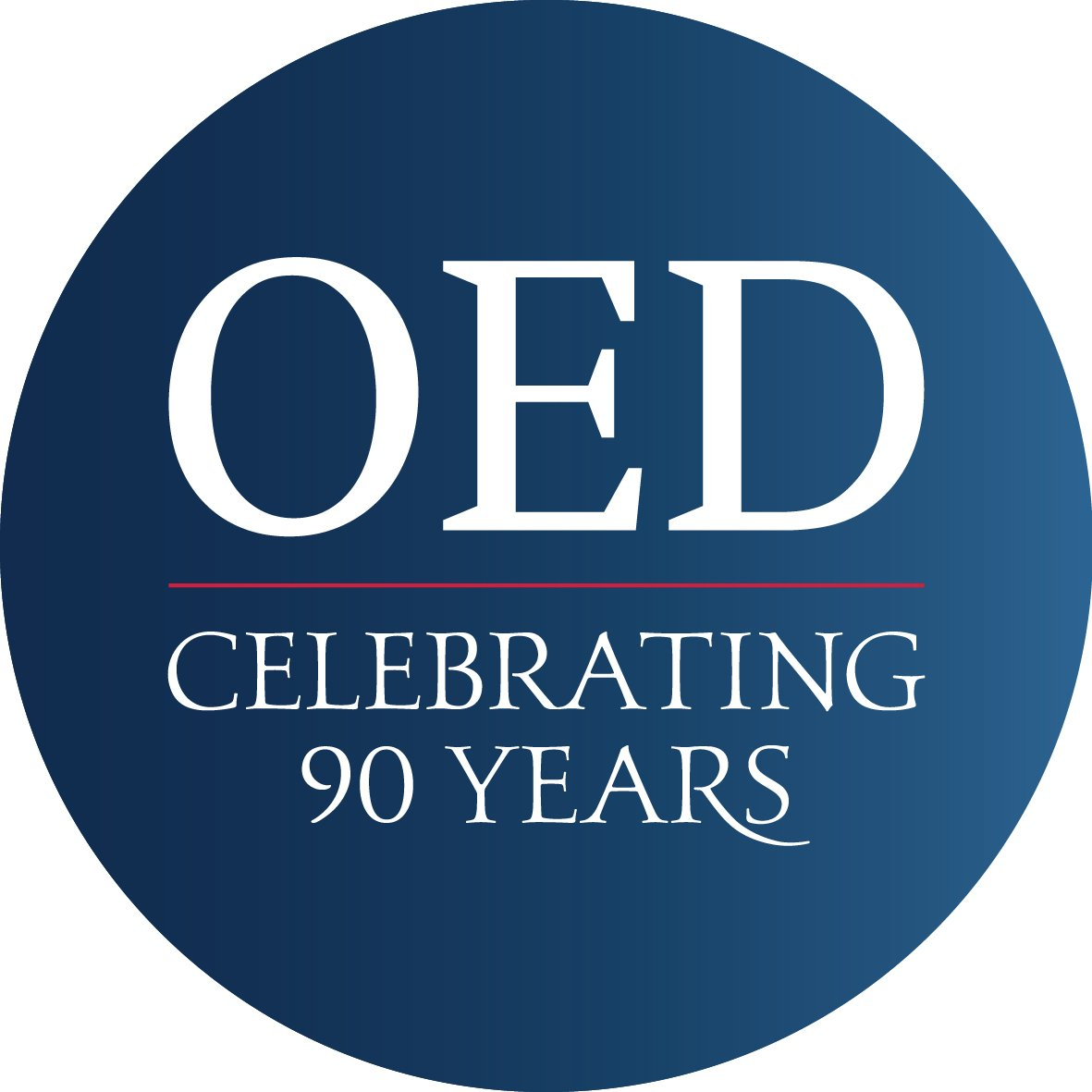 test Twitter Media - This year marks the 90th birthday of the OED; that is, 90 years since the completion of the first edition of the dictionary. Celebrate with us and learn more about the past, present, and future of one of the largest dictionaries in the world! #OED90  https://t.co/Ge4fglaWDP https://t.co/vUwfLNSjQC