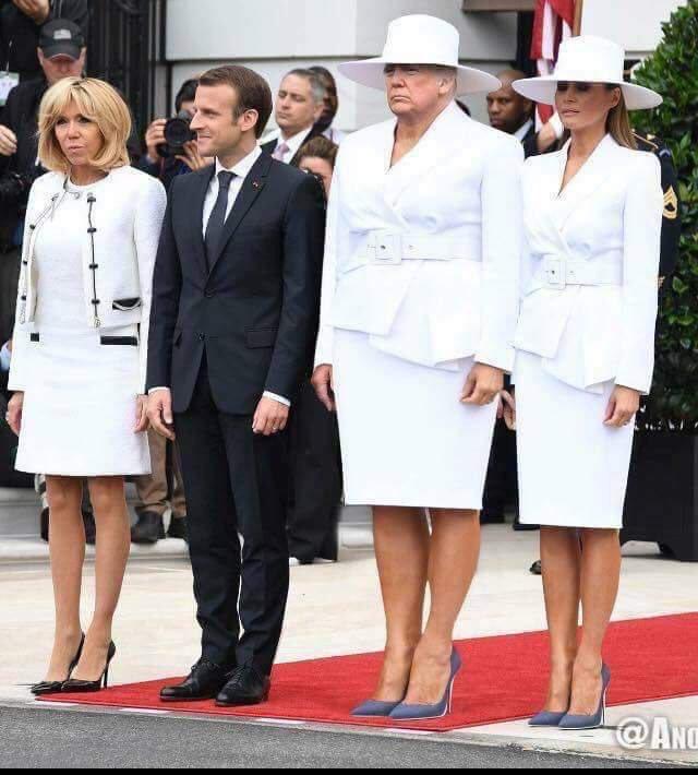 #Macron