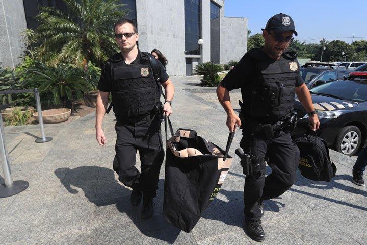 @BroadcastImagem: Contra pedofilia, PF coloca nas ruas nova fase da Operação #Underground. Gabriela Biló/Estadão