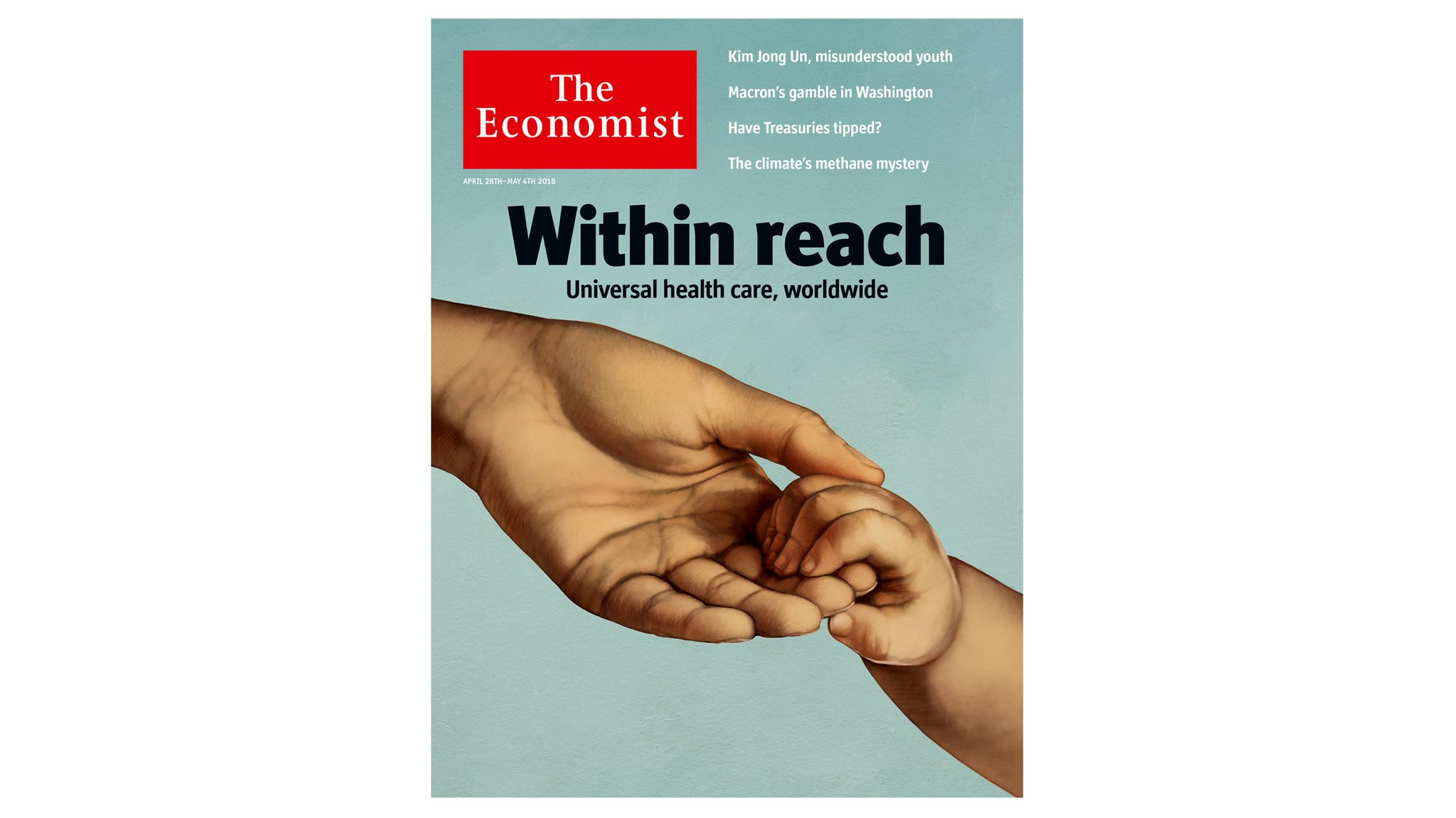 The case for universal health care is a powerful one—including in poor countries. Our cover this week https://t.co/dxPT4kFAuq