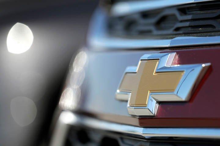 @BroadcastImagem: GM tem queda de 60% no lucro no 1º trimestre e ação cai 2,39% no pré-mercado. Mark Humphrey/AP