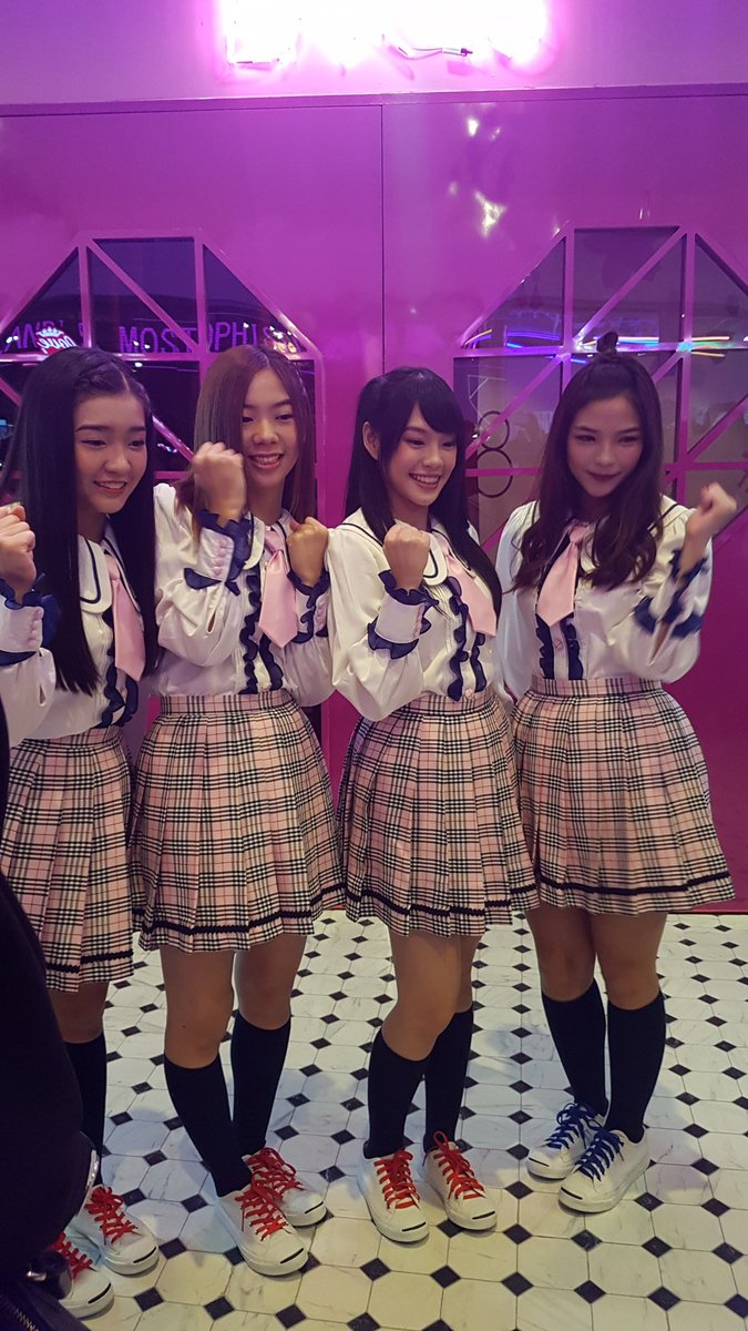 #BNK48TheCampus