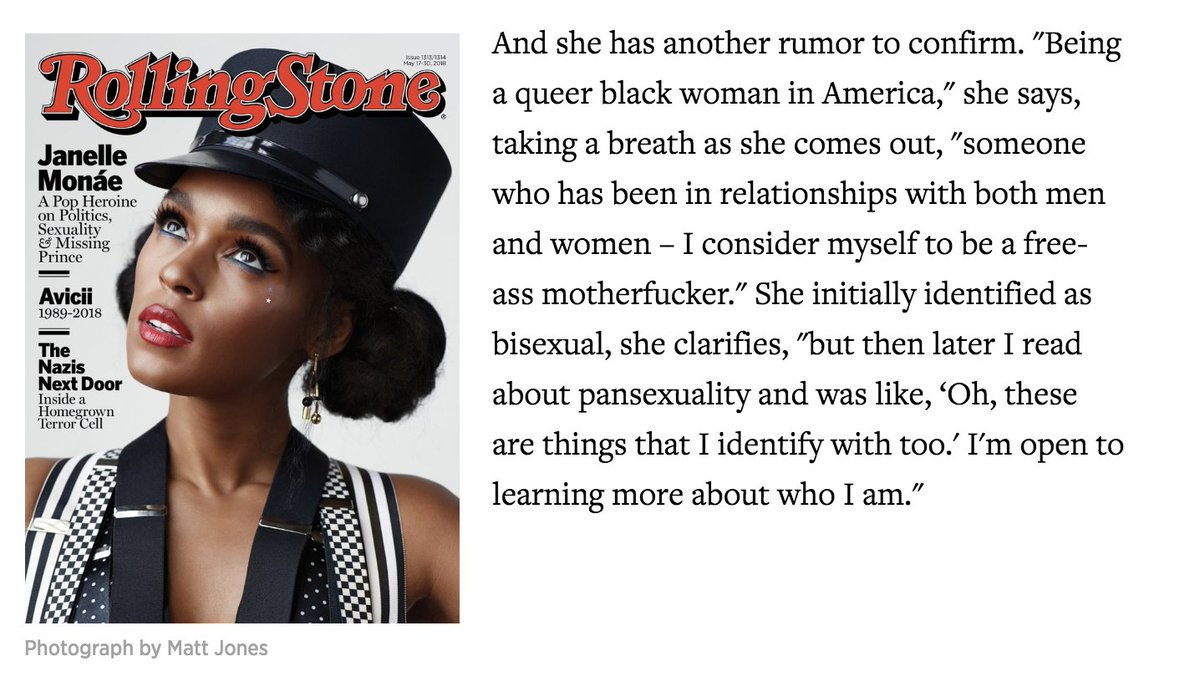What Is Pansexuality? Janelle  pansexual