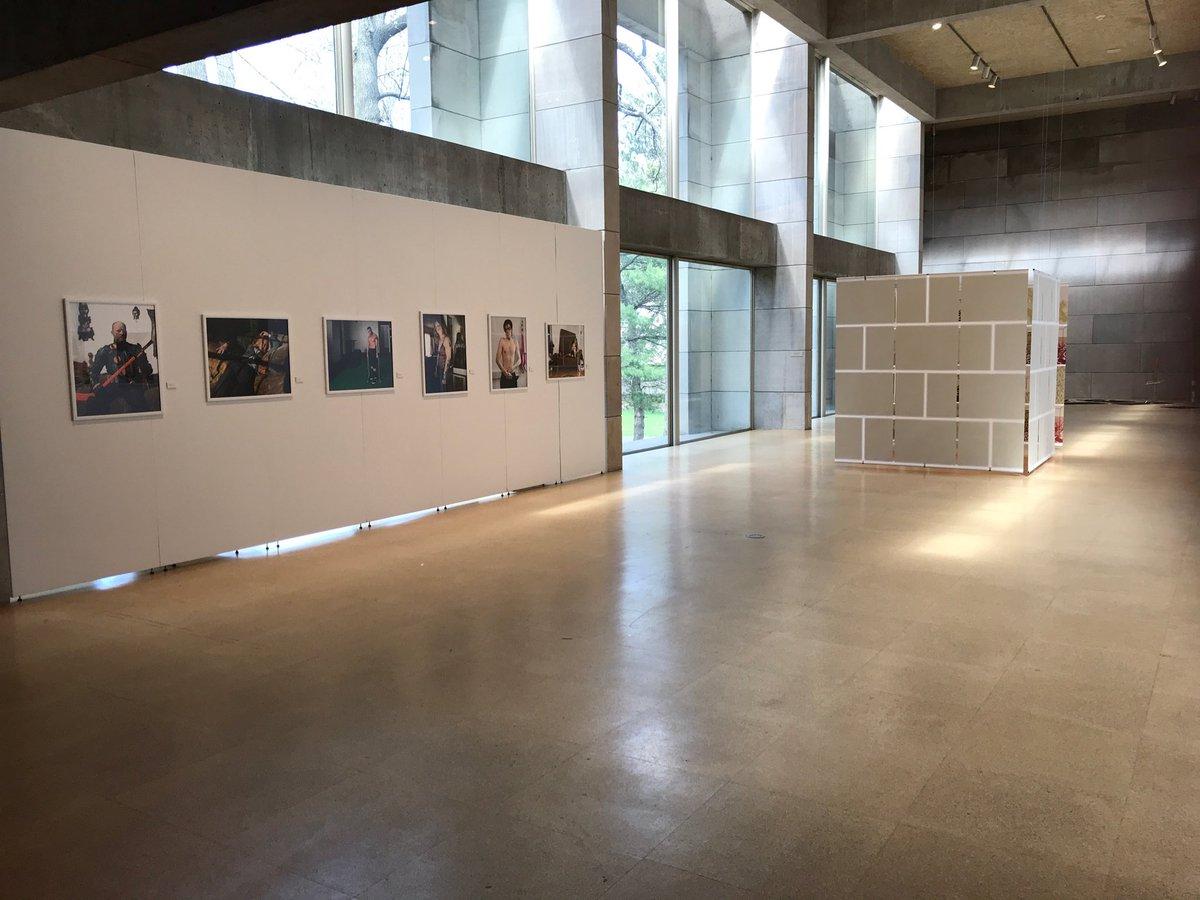 test Twitter Media - Still time to see senior art exhibition @wesleyan_u #WesCreative https://t.co/W9lqECtDvE