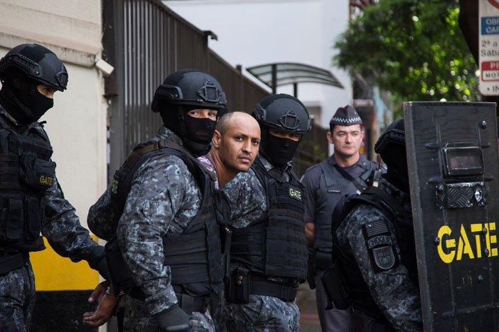 @BroadcastImagem: Homem é preso após fazer funcionária refém no Shopping Pátio Paulista, em SP. Amanda Perobelli/Estadão