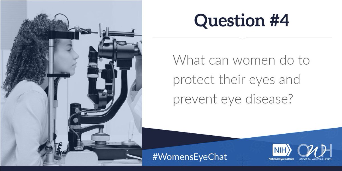 #WomensEyeChat