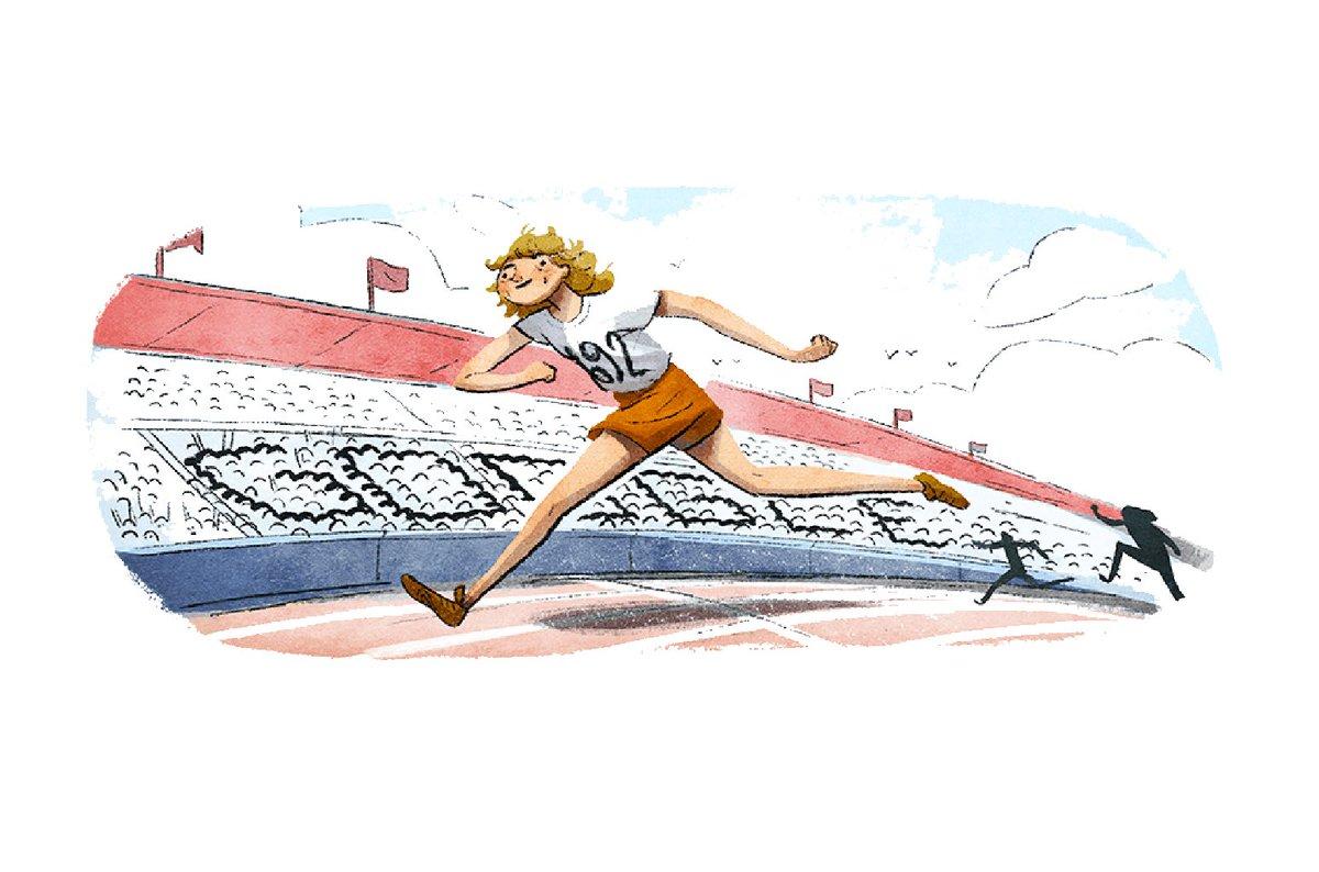 Olympic hero Fanny Blankers Ko fanny blankers koen