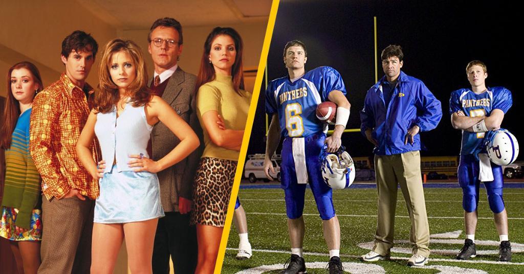 10 binge-worthy high school dramas �� https://t.co/Uwe24RqMd8 https://t.co/2etF7yzkXZ