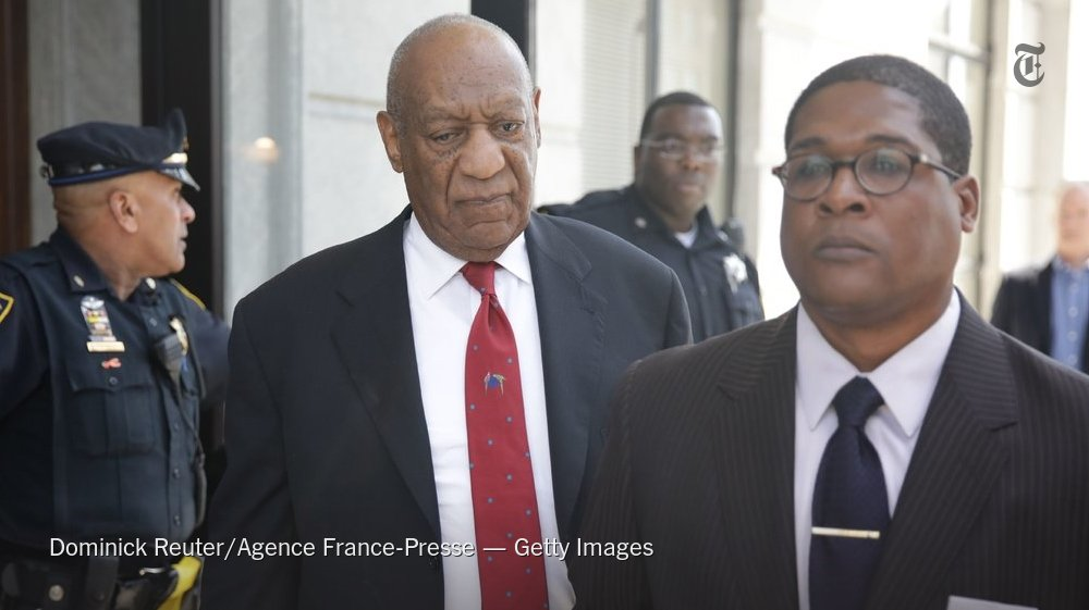 Bill Cosby Is guilty. What's next? https://t.co/bVIKInB9mA https://t.co/0UmTFxsPCF