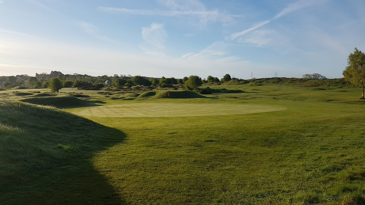 test Twitter Media - Good Morning! Another Saturday, another beautiful morning albeit a bit colder than last Saturday! 36 hole Montrose Trophy and 18 hole Stableford today. Good luck to all the players (especially those playing 36)⛳🏌️‍♂️☀️ https://t.co/wVs4y1b37p