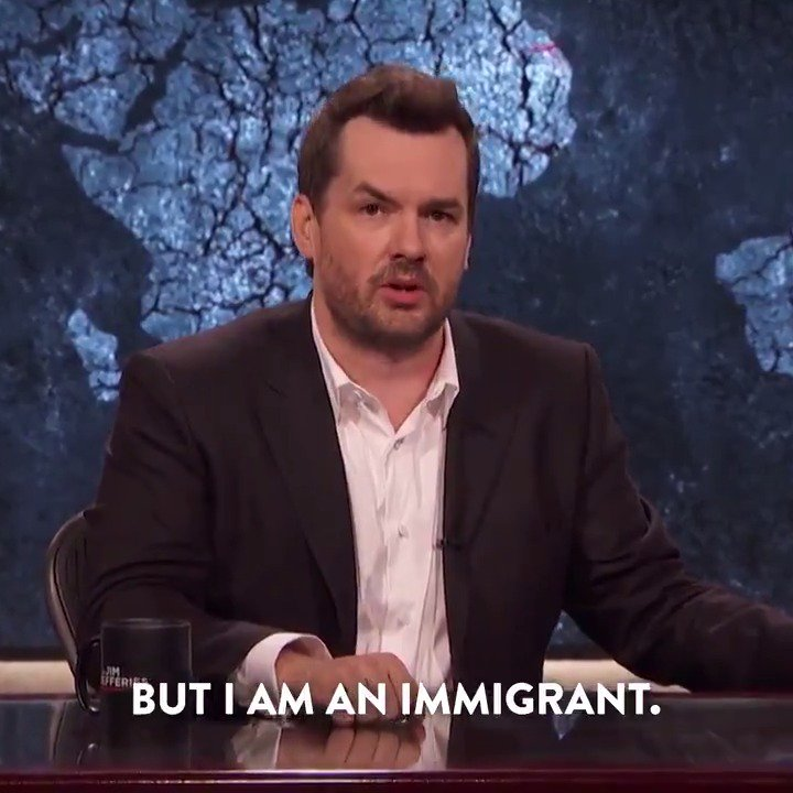 On @jefferiesshow, Jim shares his death-defying story of immigrating to America. https://t.co/Sa3tB5IWKw