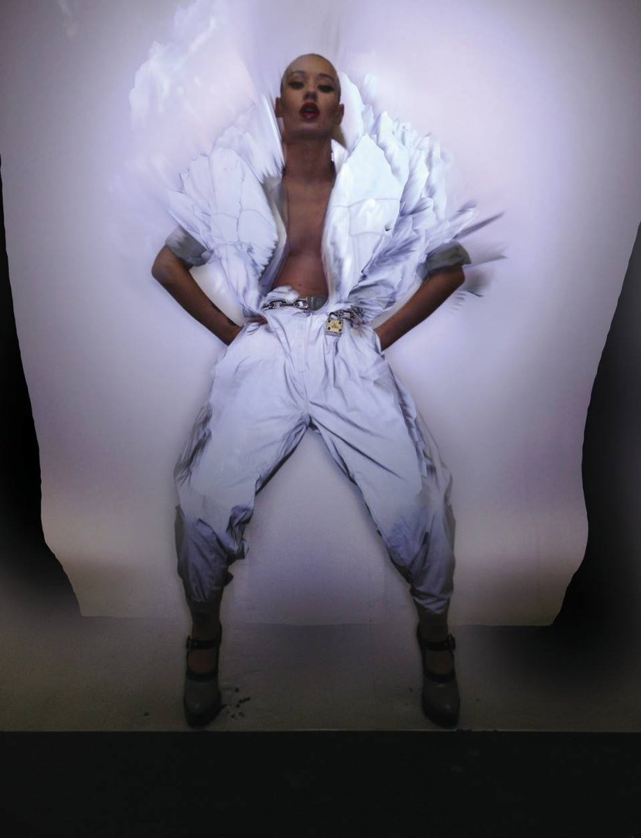 It s Nice That See the work of some of Nick Knight s most impressive Nick knight fashion body