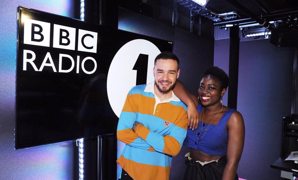 Thanks for having me @claraamfo and @BBCR1 in the #LiveLounge https://t.co/1nzExGpqY2