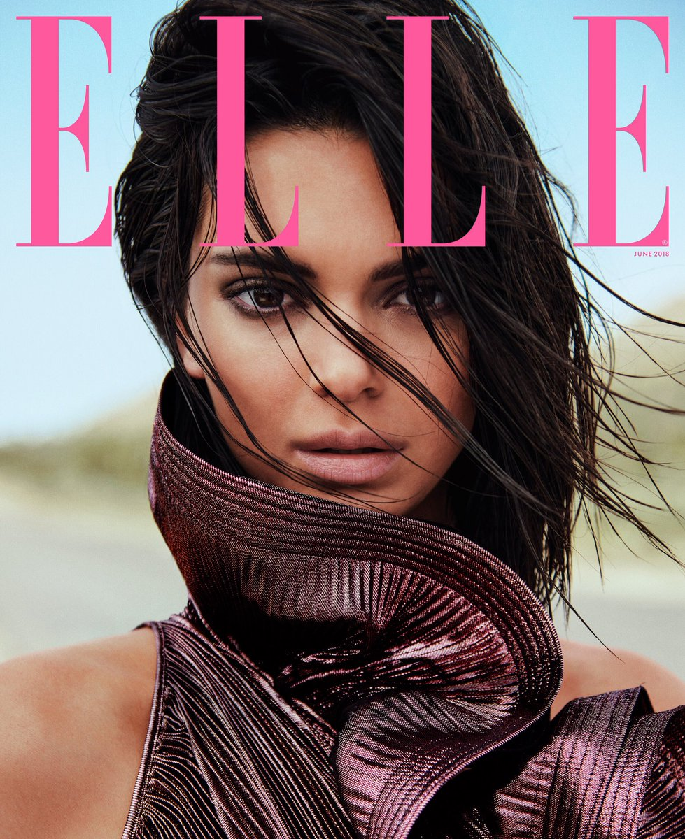 New @ELLEmagazine cover! thank you @ninagarcia and everyone who worked on this project https://t.co/T9GZ4KkUCE