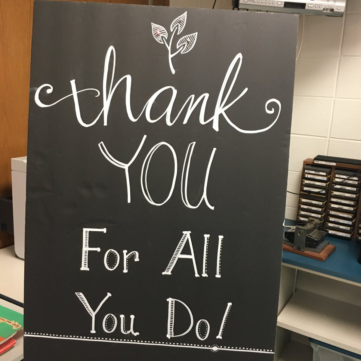 test Twitter Media - teacher appreciation breakfast this morning!  all were appreciated and well fed!  #d30learns https://t.co/kL5SFrxcfn
