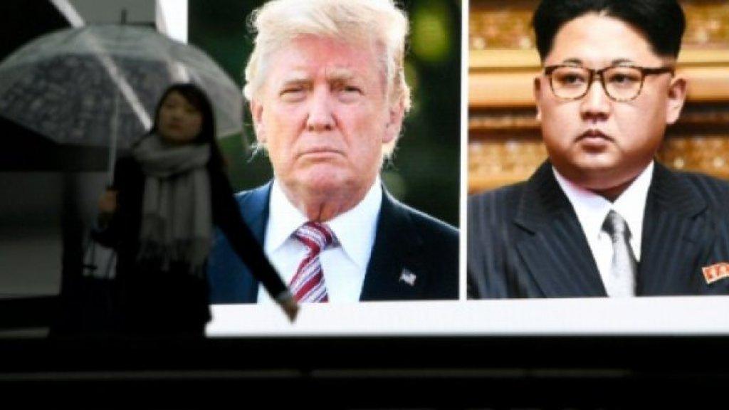 Trump announces June 12 date for talks with N. Korea's Kim Jong-un in Singapore