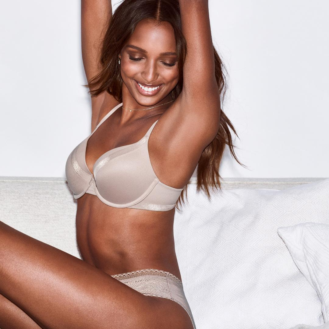 Happiness is…a bra that fits you JUST right. Body By Victoria #wearitdaily https://t.co/z3rG2J1fKQ https://t.co/K8qBjkbE5X