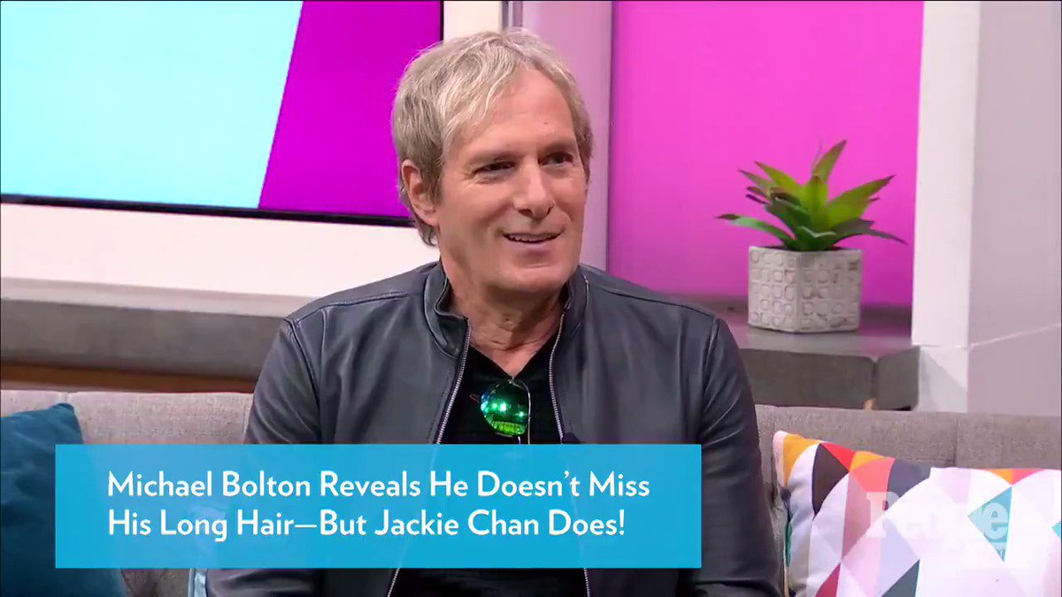 Michael Bolton Gets Real About People Using His Pictures to Catfish Others Online