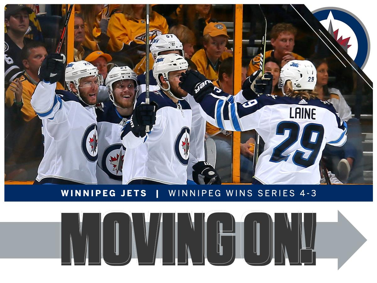 No NHL team from Winnipeg has ever made a conference final.  Until now. https://t.co/Q2yoThNYGw