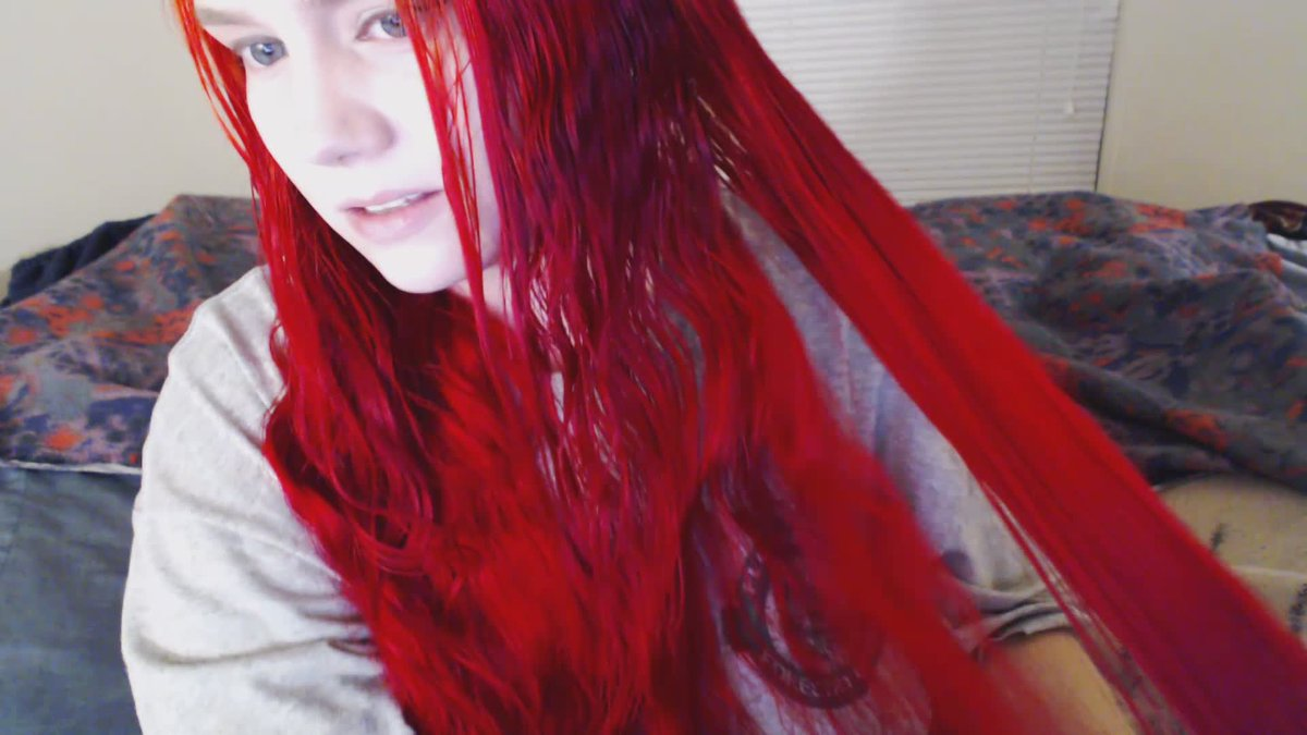 Another sale! Get one too! Brushing My Long Red Hair tdtnKaDT7j #ManyVids