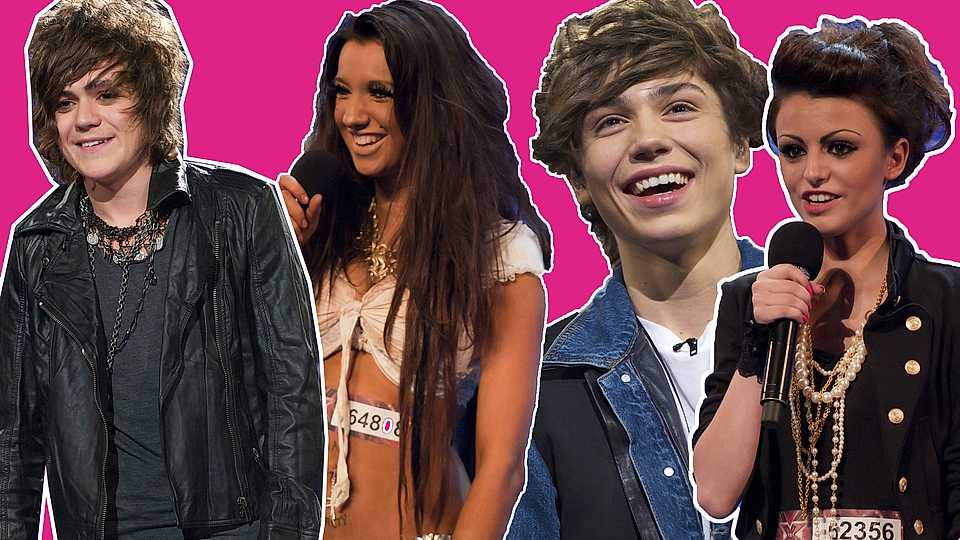 X Factor: The best and most shocking contestant transformations